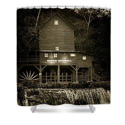 Hodgson Gristmill Shower Curtain