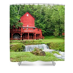 Hodgson Water Mill Shower Curtain
