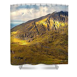 Holandsmelen North Shower Curtain