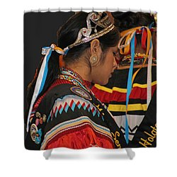 Holata Shower Curtain