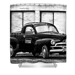 Holden Fj 01 Shower Curtain