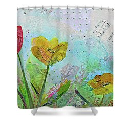 Holland Tulip Festival I Shower Curtain