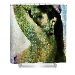 Holly 2 Shower Curtain