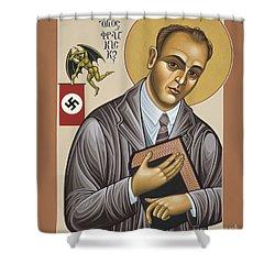 Holy Blessed Martyr Franz Jagerstatter 049 Shower Curtain