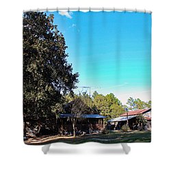 Home-place II Shower Curtain
