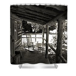 Shower Curtain featuring the photograph Home Sweet Home by Joanne Coyle