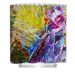 Homecoming II Shower Curtain