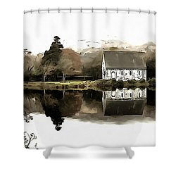 Homely House Shower Curtain