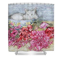 Homely Shower Curtain