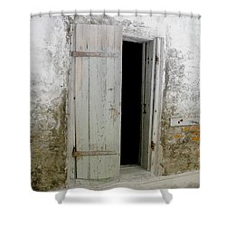Homeplace Doorway Shower Curtain