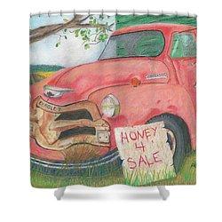 Honey 4 Sale Shower Curtain