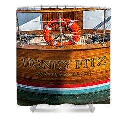 Honey Fitz Shower Curtain