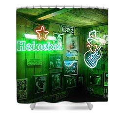 Honky Tonk Shower Curtain