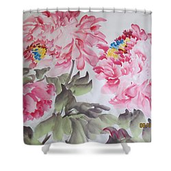 Hop08012015-692 Shower Curtain by Dongling Sun