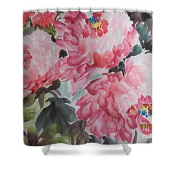 Hop08012015-695 Shower Curtain by Dongling Sun