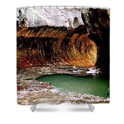 Shower Curtain featuring the photograph Hope by Brandy Little