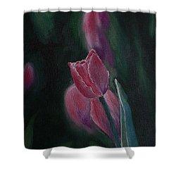 Hope Shower Curtain by Geeta Biswas