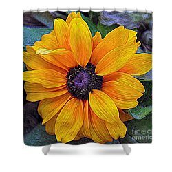 Shower Curtain featuring the photograph Hope by Gina Savage