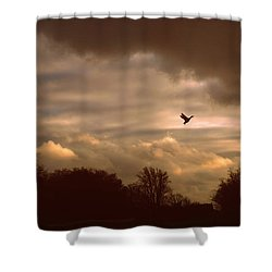 Shower Curtain featuring the photograph Hope by Jessica Jenney