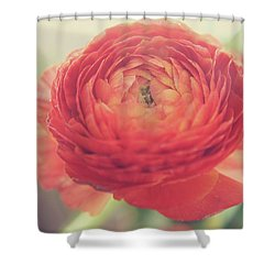 Shower Curtain featuring the photograph Hope by Laurie Search