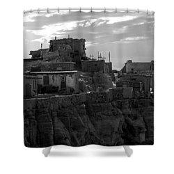 Hopi First Mesa 2 Shower Curtain