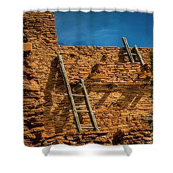 Hopi House Shower Curtain