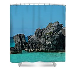 Horseshoe Bay Shower Curtain