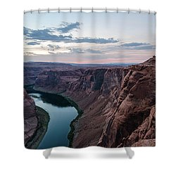 Horseshoe Bend No. 2 Shower Curtain