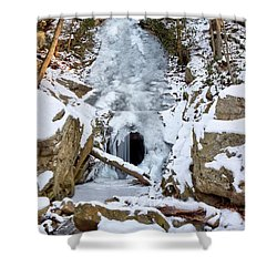 Horseshoe Mine Shower Curtain