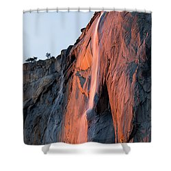 Horsetail Falls 2 Shower Curtain