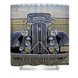 Hot Off The Grill Shower Curtain