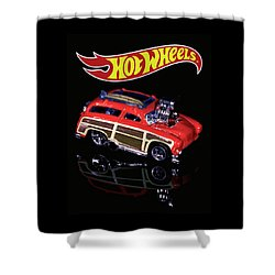 Shower Curtain featuring the photograph Hot Wheels Surf 'n' Turf by James Sage