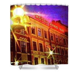 Hotel Anno Shower Curtain