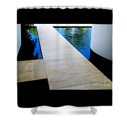 Hotel Encanto 2 Shower Curtain by Randall Weidner