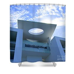 Hotel Encanto 7 Shower Curtain by Randall Weidner