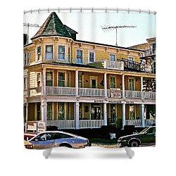Hotel Polonaise Shower Curtain