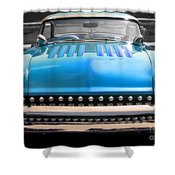 Hotrod  Shower Curtain