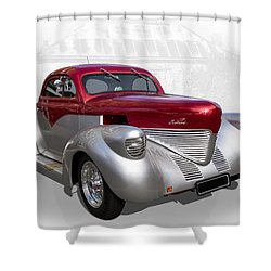 Hotrod Utility Shower Curtain