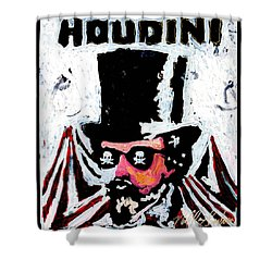 Houdini Shower Curtain