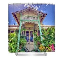 House # 90 Shower Curtain