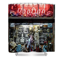 House Of Voodoo Shower Curtain