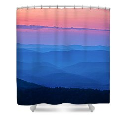 Shower Curtain featuring the photograph House With A View by Andrew Soundarajan