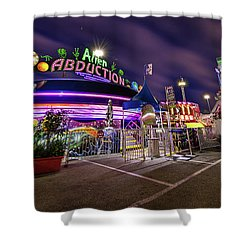Houston Texas Live Stock Show And Rodeo #2 Shower Curtain