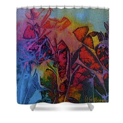 How Her Garden Grows Shower Curtain