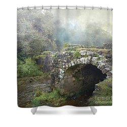 Shower Curtain featuring the photograph How Much Do You Love Her? by LemonArt Photography