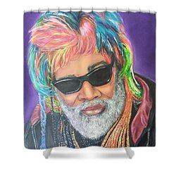 How's Your Funk? Shower Curtain