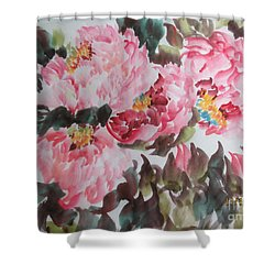 Hp11192015-0754 Shower Curtain by Dongling Sun