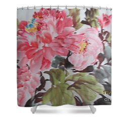 Hp11192015-0757 Shower Curtain by Dongling Sun