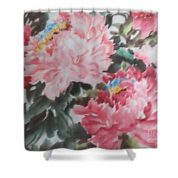 Hp11192015-0759 Shower Curtain by Dongling Sun