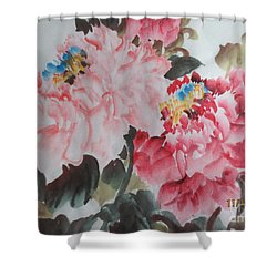 Hp11192015-0760 Shower Curtain by Dongling Sun